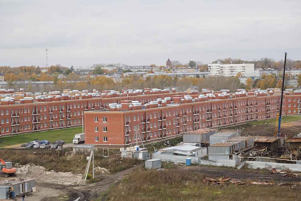 Предлагается на продажу двухкомнатная квартира в киреевске, микрорайон брусяновский.